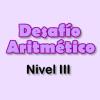 Desafío Aritmético III