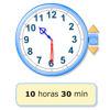 Pon en hora los relojes - 1