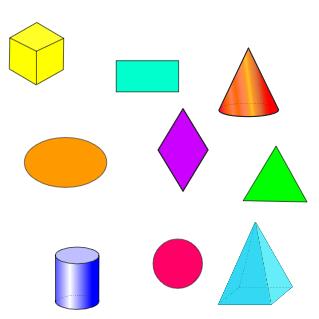 Palabra Secreta - Figuras Geométricas