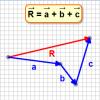 Suma gráfica de vectores